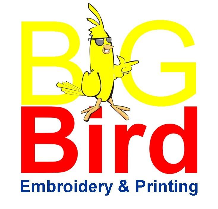 Big Bird Embroidery and Printing